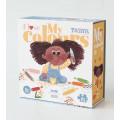 Puzzle - I love My Colors - 21 Pièces 0