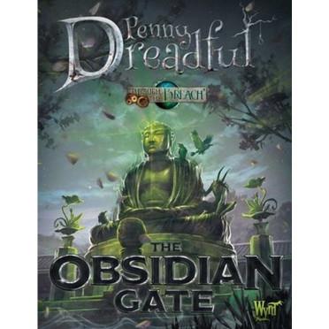 Malifaux - Through The Breach - Penny Dreadful - The Obsidian Gate