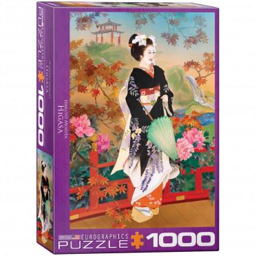 Puzzle - Higasa - Haruyo Morita - 1000 Pièces