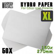 Hydropapier XL (x50)