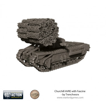 Bolt Action - Churchill AVRE with Fascine