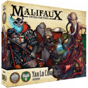 Malifaux 3E - Ten Thunders - Yan Lo