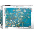 Puzzle - Vincent Van Gogh - Amandier en Fleur - 1000 Pièce 0