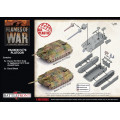 Flames of War -  Panzer IV/70 Platoon 1
