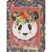 Puzzle - Cuddly Panda - 1000 Pièces