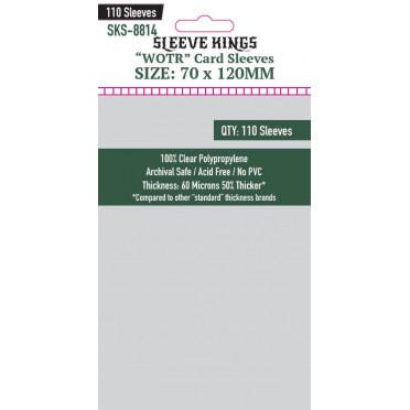 "Sleeve Kings - ""WOTR-Tarot"" Card - 70x120mm - 110p"