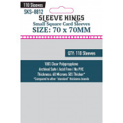 Sleeve Kings - Small Square Card - 70x70mm - 110p