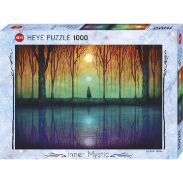 Puzzle - Inner Mystic - 1000 Pièces