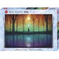 Puzzle - Inner Mystic - 1000 Pièces 0