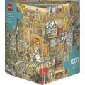 Puzzle - Music Maniac de Mattias Adolfsson – 1000 Pièces 0