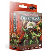 Warhammer Underworlds : Direchasm - Sifonnés de Hedkrakka