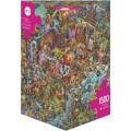 Puzzle - Fun wth Friends de Marija Tiurina – 1500 Pièces 0