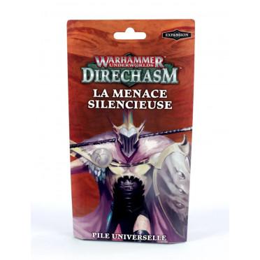 Warhammer Underworlds : Direchasm - Pile Universelle de Menace Silencieuse