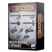Necromunda : Armes et améliorations Goliath
