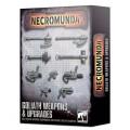 Necromunda : Armes et améliorations Escher 0