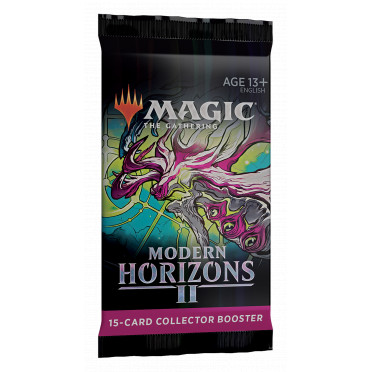 Magic The Gathering : Modern Horizons 2 - Collector Booster