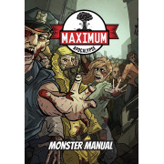 Maximum Apocalypse RPG - Monster Manual