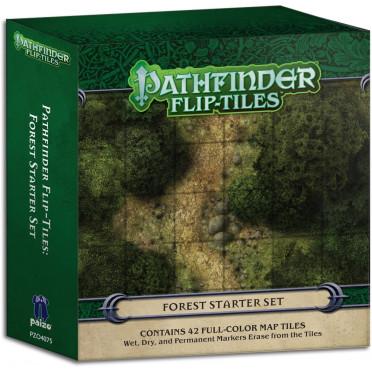 Pathfinder Flip-Tiles: Forest Starter Set