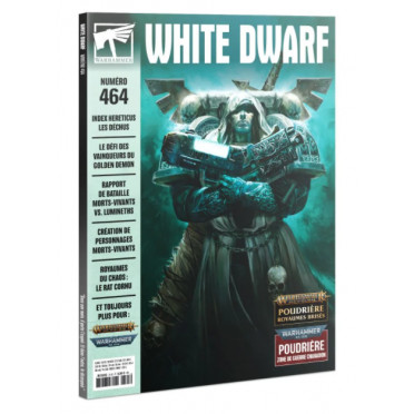 White Dwarf : Numéro 464 - Mai 2021