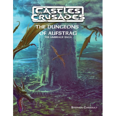 Castles & Crusades - The Dungeons of Aufstrag Box Reprint