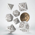 The Witcher Dice Set - Geralt - The White Wolf 0