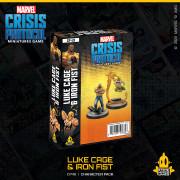 Marvel Crisis Protocol - Cyclop & Storm