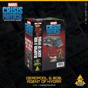 Marvel Crisis Protocol - Scarlet Witch & Quicksilver