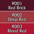 Reaper Master Series Paints Triads: Blood Colors 0