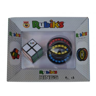 Pack Rubik's cube 2x2 advanced + Anneaux