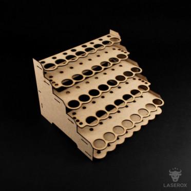 Modular Paint Rack LaserOx - 26mm