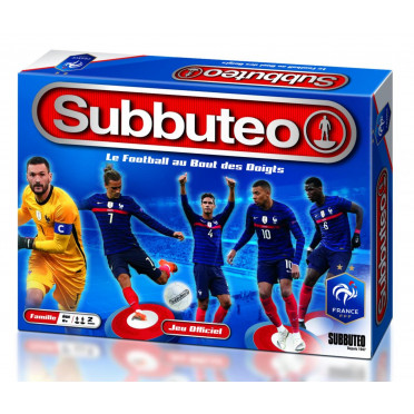 Subbuteo - Fédération Française de Football
