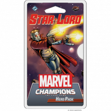Marvel Champions : Star Lord Hero Pack