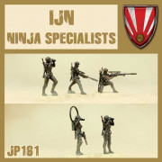 Dust - Ninja Specialists