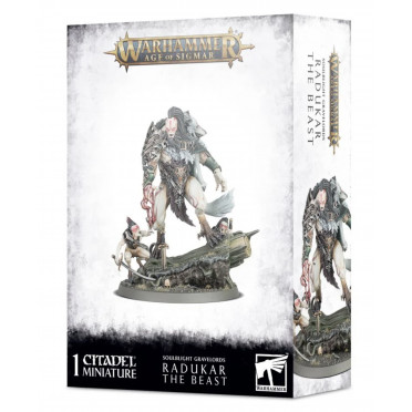 Age of Sigmar : Soulblight Gravelords- Belladamma Volga, First of the Vyrkos