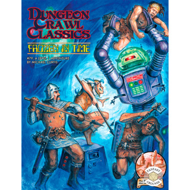 Dungeon Crawl Classics 79 - Frozen in Time