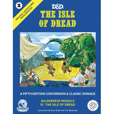 Original Adventures Reincarnated 2 Isle of Dread