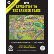 Original Adventures Reincarnated #3 - Expedition to the Barrier Peaks