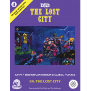 Original Adventures Reincarnated - #4 The Lost City