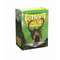 100 Dragon Shield Matte Lime 0