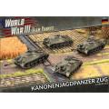 Team Yankee - Kanonenjagdpanzer Zug 0