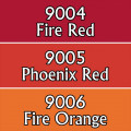 Reaper Master Series Paints Triads: Fire Colors 0
