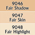 Reaper Master Series Paints Triads: Fair Skin Tones 0