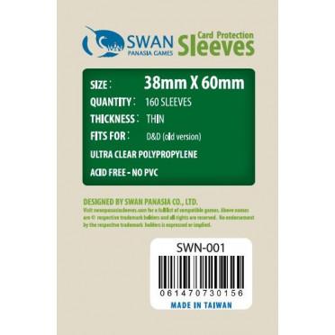 Swan Panasia - Card Sleeves Standard - 38x60mm - 160p