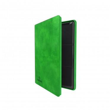 Zip-Up Album 18-Pocket Vert