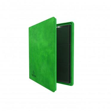 Zip-Up Album 24-Pocket Vert