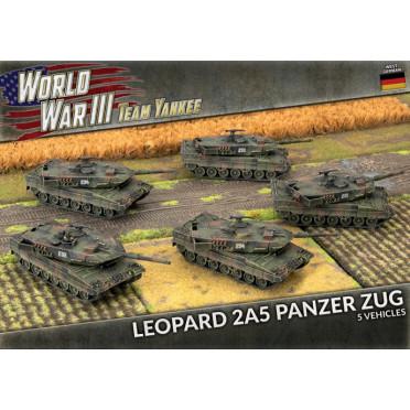 Team Yankee - Leopard 2A5 Panzer Zug