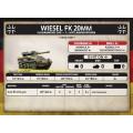 Team Yankee - Wiesel FK20mm Flugabwehr Zug 3
