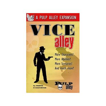 Pulp Alley: Pulp Gadgets, Guns and Vehicles
