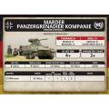 Team Yankee - Jäger Zug 5