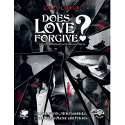 Call of Cthulhu - 7th Edition : Does Love Forgive?